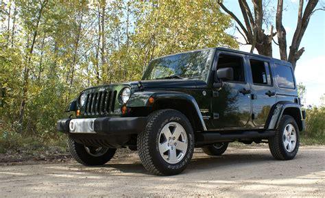 jeep wrangler unlimited sahara  review car