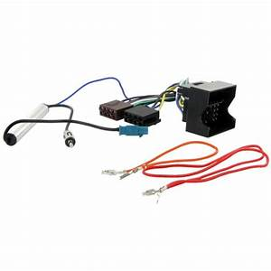 Connects2 Stereo Wiring Harness Adaptor Iso Lead For Audi