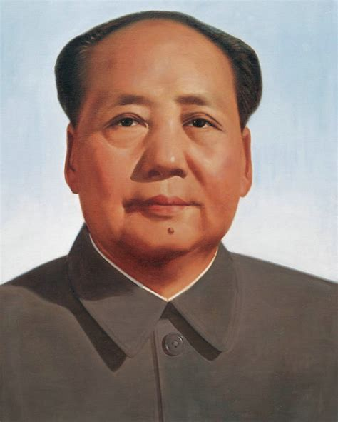 20 Posters Of Mao Zedong During China Cultural Revolution