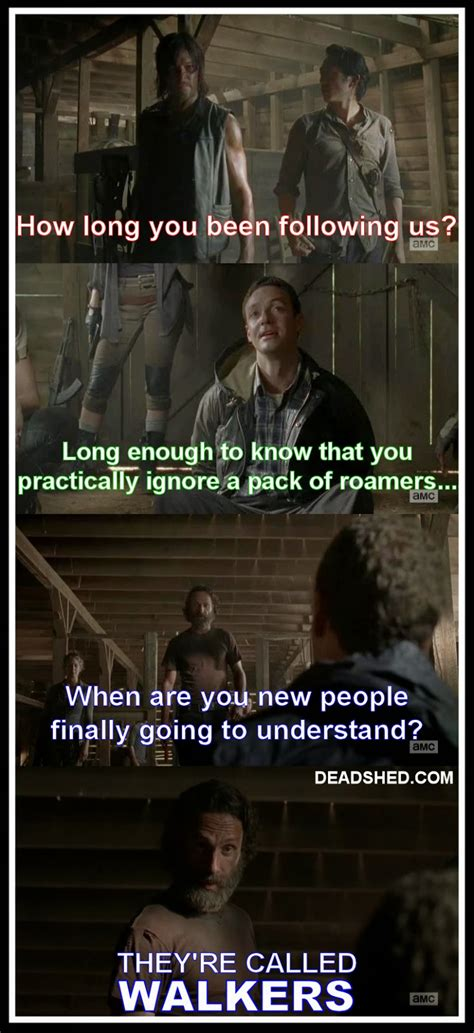 New Walking Dead Memes - deadshed productions trust issues edition the walking dead 5x11 memes