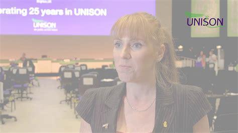Angela Rayner's UNISON story - YouTube