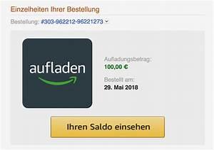Aufladen De Gutschein : f r erst auflader amazon verschenkt 5 euro gutschein ~ Yasmunasinghe.com Haus und Dekorationen