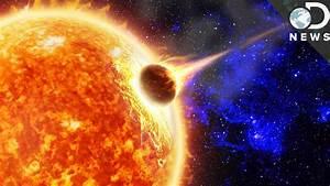 What Happens When Comets Hit The Sun