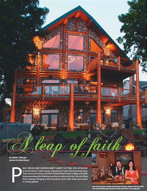"Spokane Coeur d'alene Living Magazine ""Best of the City"