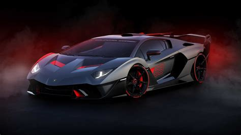 lamborghini motorsport squad builds a wild one off aventador