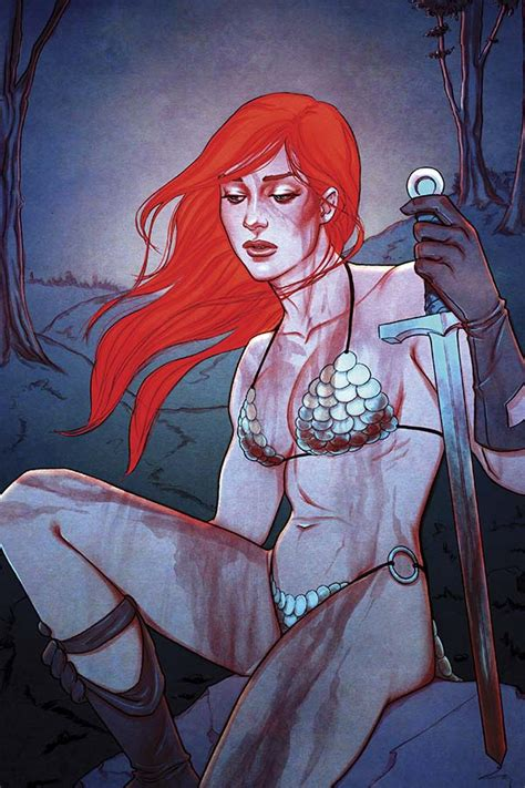 dynamic forces red sonja