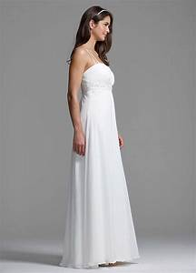 db studio wedding dress spaghetti strap chiffon a line With db studio wedding dresses