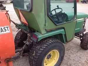 1994 John Deere 855 Tractors - Compact  1-40hp