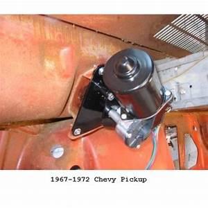 New Port Engineering 12 Volt Windshield Wiper Motor For
