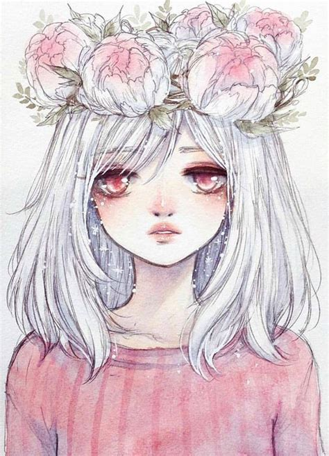watercolor anime 345 best anime watercolour and cherriuki images on