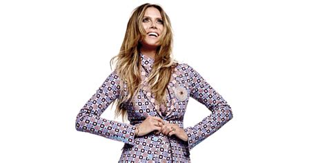 Watch Set With July Cover Star Heidi Klum