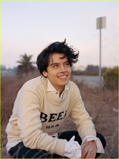 cole sprouse doesnt mind tampering  riverdales