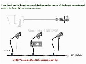 Outdoor low voltage light wiring diagram electrical