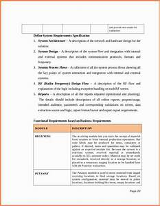 8 network project proposal example project proposal With warehouse management system project documentation