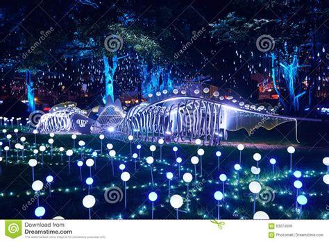 lighting park stock photo image 63073506