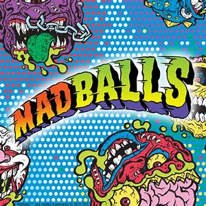 Madballs Series 1 a Series created by American Greetings