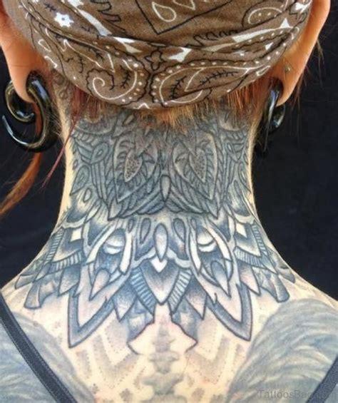 awesome mandala tattoos  neck