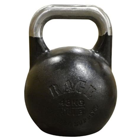 kettlebell kg 48 competition lbs rage fitness pounds