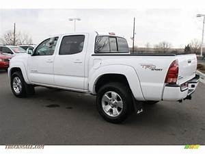 2008 Toyota Tacoma V6 Trd Sport Double Cab 4x4 In Super