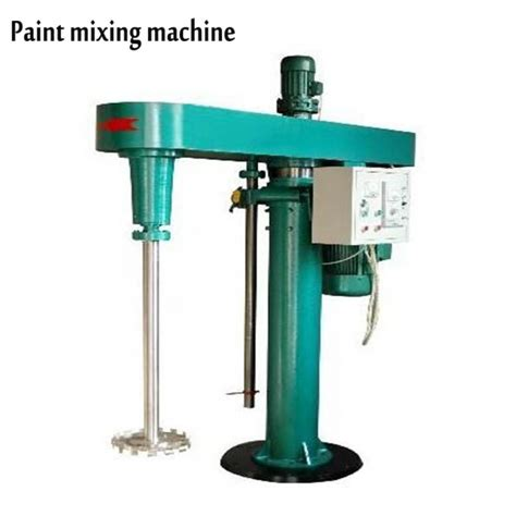 paint dispersion machine paint stirring machine