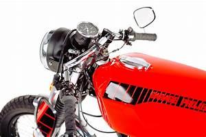 Racing Caf U00e8  Yamaha Sr 250  U0026quot Lunacy U0026quot  By Garage Project