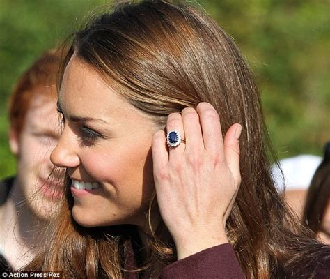 kate s ring is the most in the world and has