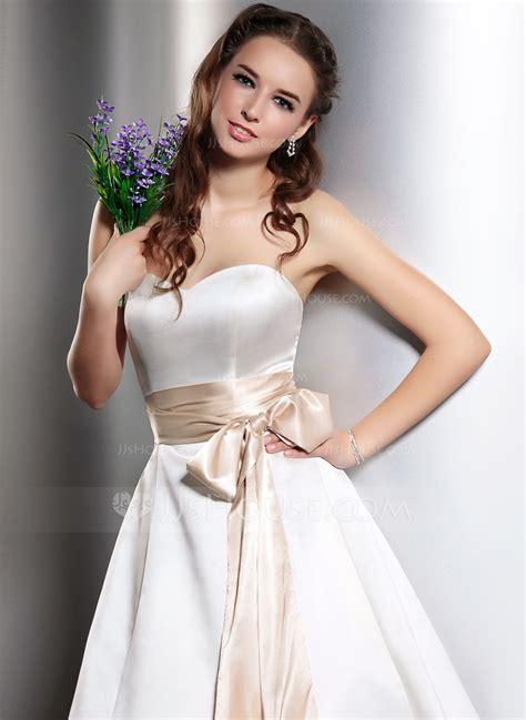 simple charmeuse sash  bow  sashes