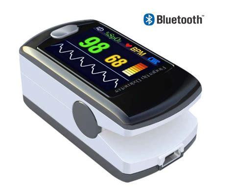 ToronTek-E400W Bluetooth-Oximeter - 123checkup