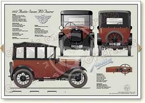 Austin Seven Ac Tourer 1924