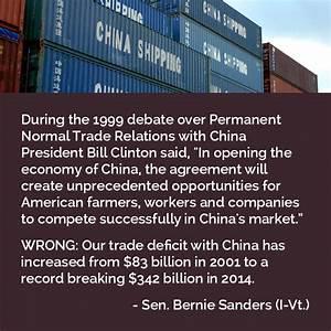 Better World Quotes - Bernie Sanders on TPP