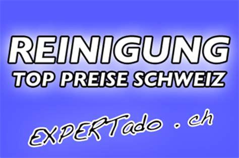 top reinigung preise schweiz pro m2 info ch