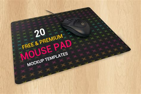 These unique products are created by independent designers to help bring your design ideas to life. 20 Mouse Pad Mockup PSD Templates Free & Premium - DesignYep