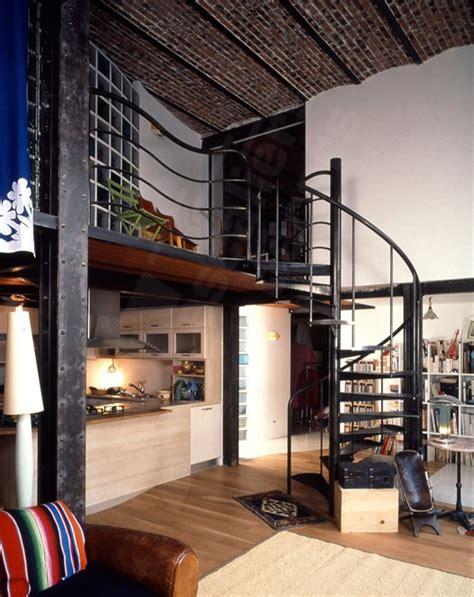 bureau loft industriel décoration loft industriel