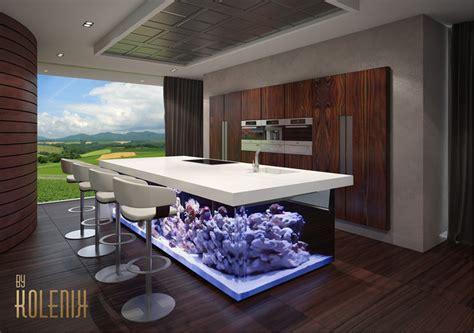 evier de cuisine blanco la cuisine aquarium de robert kolenik inspiration cuisine