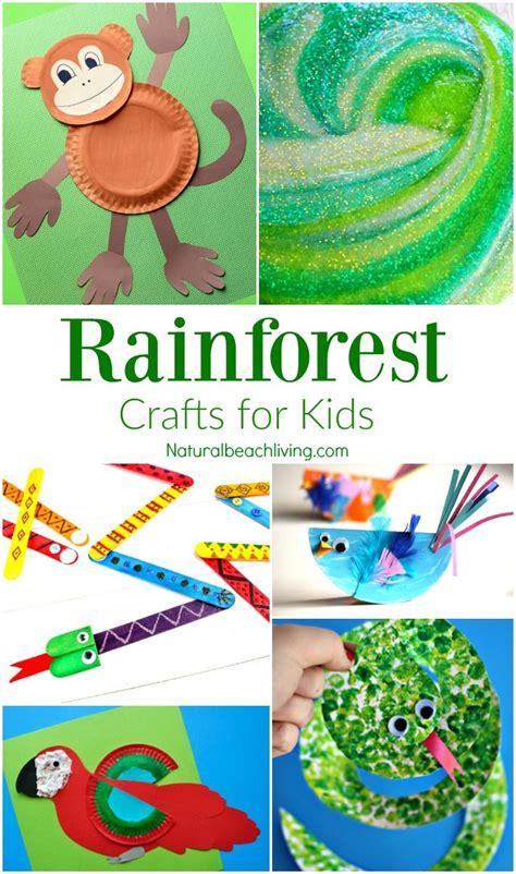 10 amazing rainforest crafts can make 389   3358a1cc2decb7d91fc6e53be3a27c23