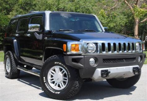 awesome auto hummer find used 2008 hummer h3 3 7l 4x4 aut trans sunroof