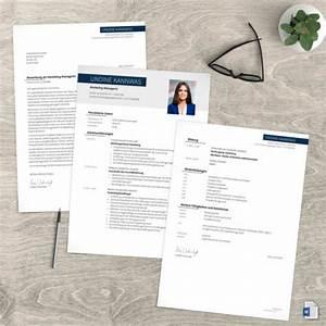 Bewerbung Als Führungskraft : professionelle bewerbungsdesigns ~ Markanthonyermac.com Haus und Dekorationen