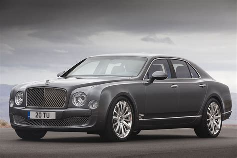 bentley reveals new mulsanne mulliner driving