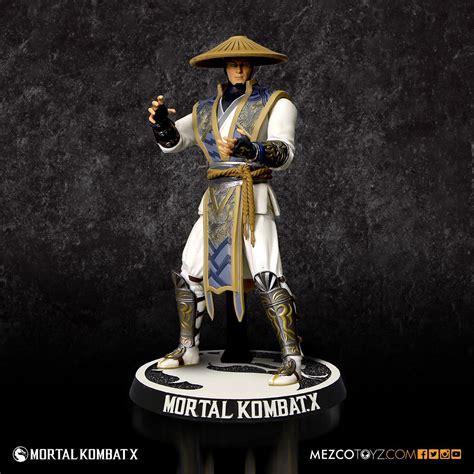 Mezcos 375 Inch Tall Mortal Kombat X Line Plastic And
