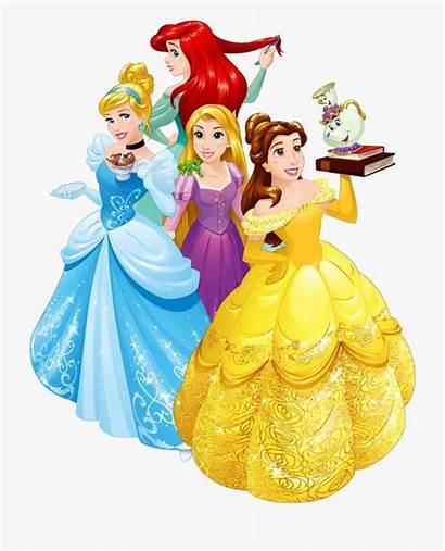 Ariel Belle Rapunzel Disney Ms Princess Cartoon