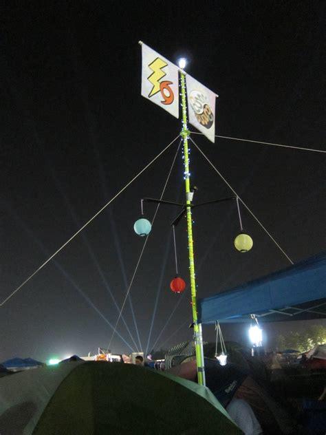 pvc flagpole plans inforoocom bonnaroo