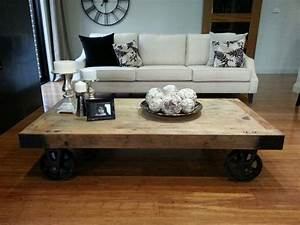 coffee tables ideas rustic coffee table with wheels easy With low rustic coffee table