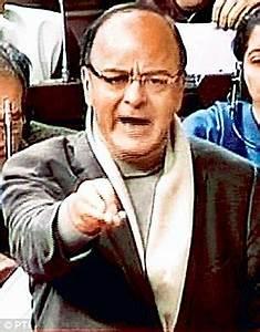 High drama in Lok Sabha as Congress and Kirti unite ...