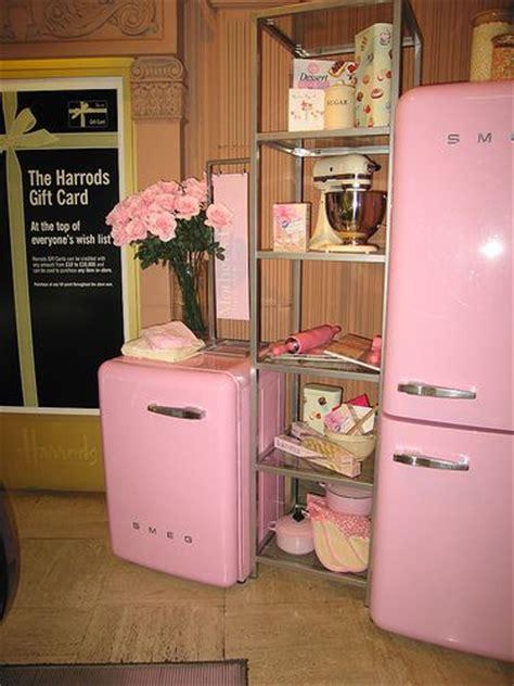 pink kitchens ideas  pinterest