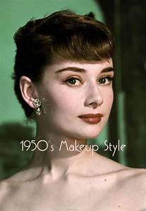 Vintage 1950s Makeup   vintage makeup guide