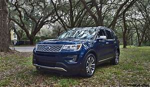 Ford Explorer 2017 : 2017 ford explorer platinum 4x4 hd road test review car shopping ~ Medecine-chirurgie-esthetiques.com Avis de Voitures