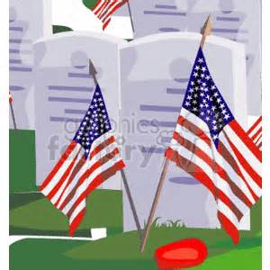 clip art holidays memorial day   related vector