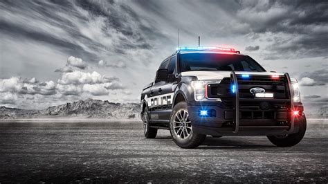 Ford's Two New Police Cars Complete Harsh Testing, Are