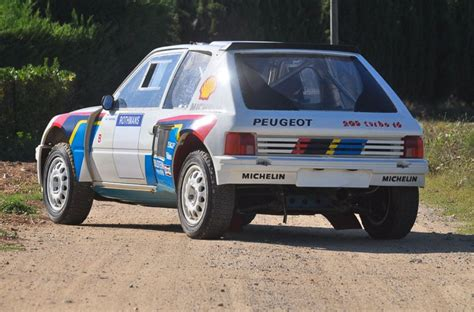 Peugeot 205 Turbo 16 For Sale by For Sale 1984 Peugeot 205 Turbo 16 Evolution 1 B