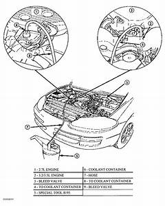 2004 Dodge Intrepid Serpentine Belt Routing And Timing Belt Diagrams